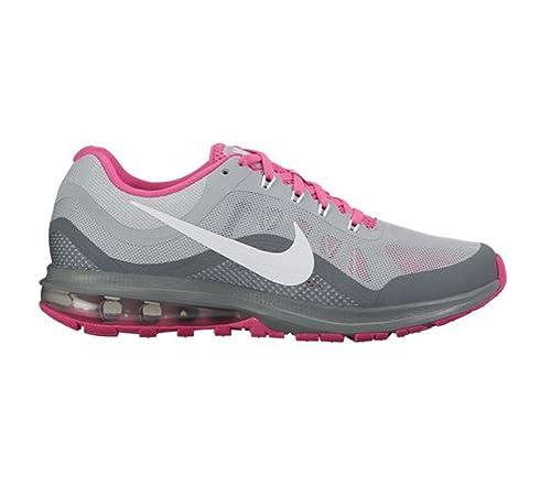 Nike 852445-003, Zapatillas de Deporte Mujer, Gris (Wolf White/Cool Grey/Pink Blast), 36 EU: Amazon.es: Zapatos y complementos