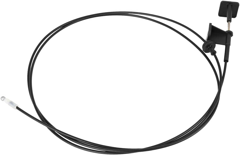 X AUTOHAUX Engine Hood Release Cable for 1996-2000 Honda Civic 74130-S01-A01