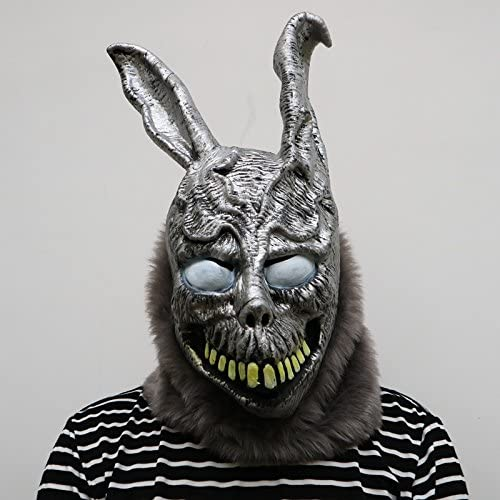Donnie Darko Frank the Rabbit Mask - Perfecto para Carnaval ...