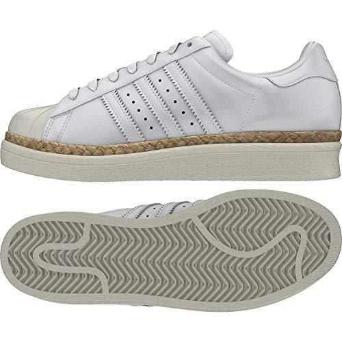 brand new 4a747 daaf0 Bold ftwbla De Superstar New Para 80s Deporte Blanco W Adidas Ftwbla Casbla  Zapatillas Mujer 000 Sqt1Pt