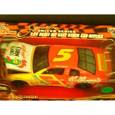 NASCAR #5 Terry Labonte Stock Car Signature Series: Toys & Games