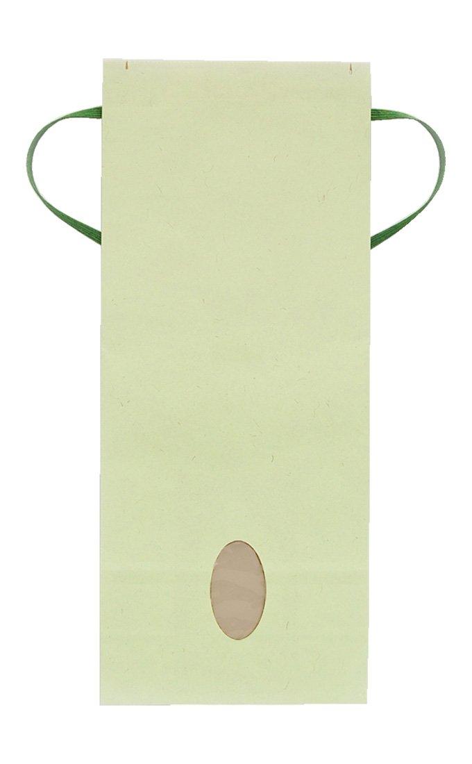 マルタカ クラフト カラー無地 わかば 1kg用紐付 1ケース(300枚入) KH-0880 B077GK6J88 1kg用米袋|1ケース(300枚入) 1ケース(300枚入) 1kg用米袋