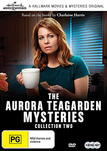 (The Aurora Teagarden Mysteries - 3 Film Collection Two (Last Scene Alive/Reap What You Sew/The Disappearing Game) )