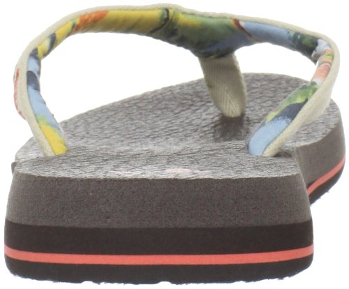 Sanuk Yoga Paradise 29418202 - Chanclas de caucho para mujer Beige