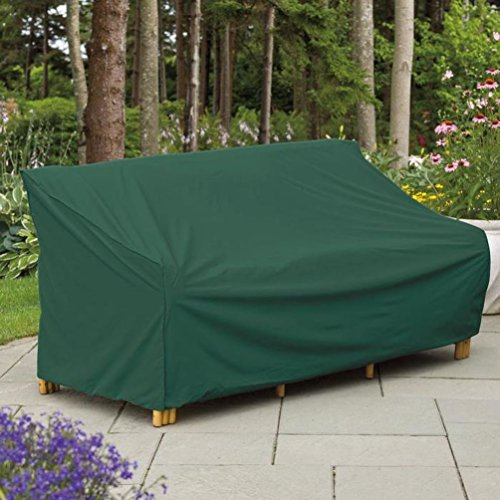 Weather Wrap Wicker Sofa Cover by Weather Wrap