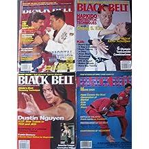 Mixed Lot Of 4 Martial Arts Magazines Dustin Nguyen Renzo Gracie Chong S. Kim Covers