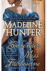 The Surrender of Miss Fairbourne (Fairbourne Quartet Book 1) Kindle Edition