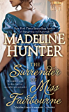 The Surrender of Miss Fairbourne (Fairbourne Quartet Book 1)