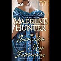 The Surrender of Miss Fairbourne (Fairbourne Quartet Book 1) (English Edition)