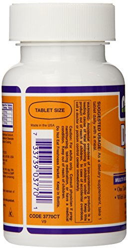 Now Daily Vitamins Multi Tablets,