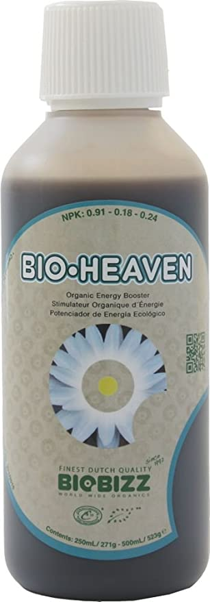 Bio Heaven BioBizz, 250 ml: Amazon.es: Jardín