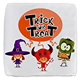 18 Inch 6-Sided Cube Ottoman Halloween Trick or Treat Kids