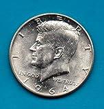 1964-D - CHOICE UNCIRCULATED - KENNEDY HALF DOLLAR