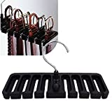 Hook Organizer Holder Rack Storage Hanger - Belt, Tie, Scarf