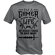 6TN Mens I'm a Gamer T Shirt