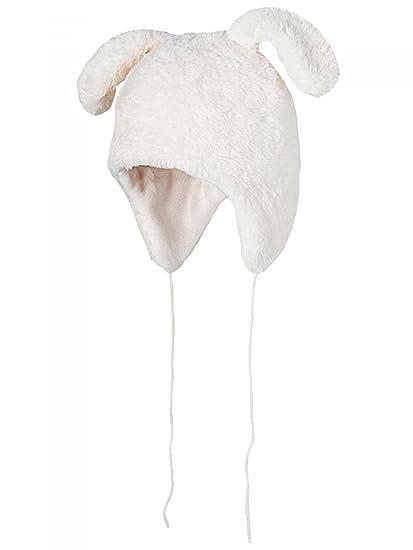 Barts-Chapka Bunny Fourrure Polaire Blanc Ivoire bébé garçon du 12 au 18  Mois 3d216a668c6