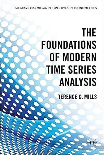ผลการค้นหารูปภาพสำหรับ The Foundations of Modern Time Series Analysis