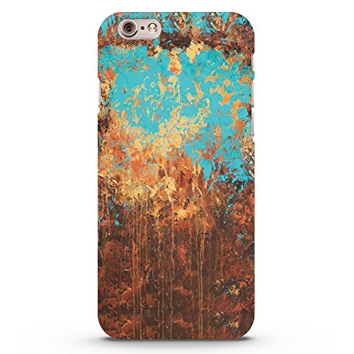 Koveru Back Cover Case for Apple iPhone 6 - Brushes Pattern