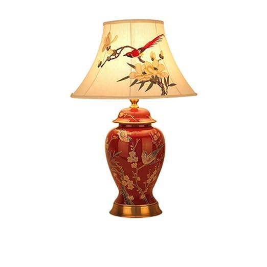 Uexfy Bonita lámpara de Mesa Lámpara de Mesa Salón de Bodas ...