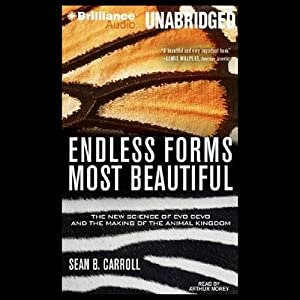 Endless Forms Most Beautiful Audiobook
