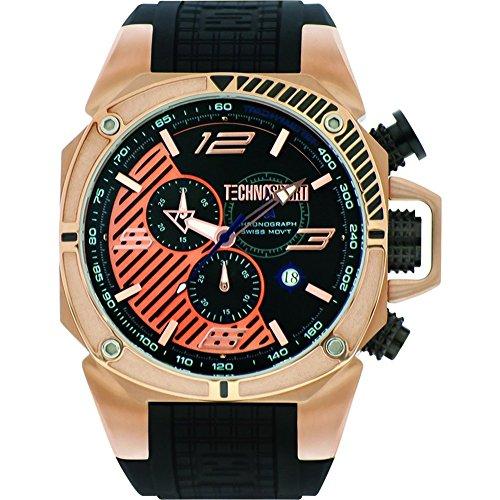 TechnoSport Men's Chrono Watch - FORMULA rose gold