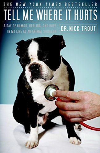 Tell Me Where It Hurts: A Day of Humor, Healing, and Hope in My Life as an Animal Surgeon (Today As For Me And My House)