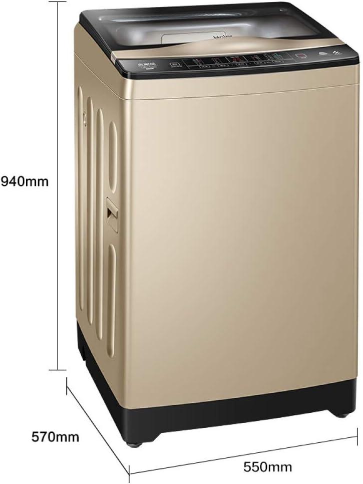 フィルタ9kgの自動周波数シリーズダイレクトドライブから自動洗濯機スチールコア金属クリーニング糸くず:] [新10KG高周波ダイレクトドライブ濯ぎ (Color : 10 kg)