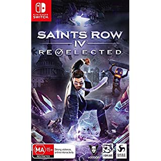 Saints Row IV - Nintendo Switch