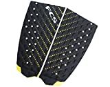 FCS T2 Essentials Hybrid 2 Piece Traction Pad One