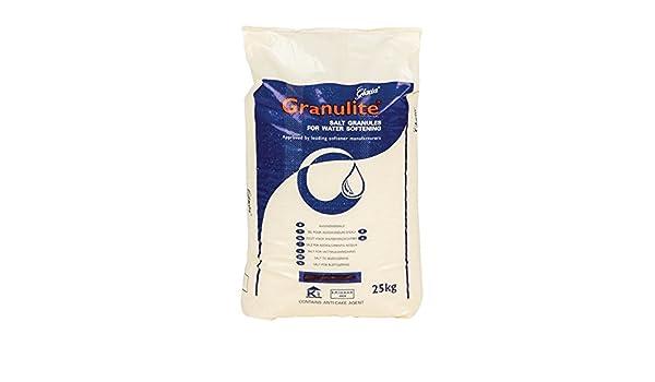 Apto para Lavavajillas de sal 25 kg limpiador Tablet cocina comercial: Amazon.es: Industria, empresas y ciencia