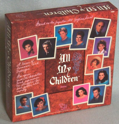 All My Children: Based on the Popular ABC Daytime Serial [BOX (All My Children)