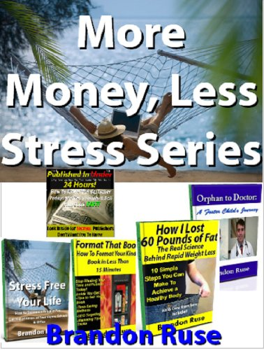 How to Lose Weight, Make Money On Kindle, Write Books, & Sell Your Products