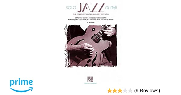 Amazon.com: Solo Jazz Guitar: The Complete Chord Melody Method ...