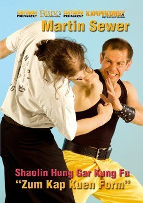 Shaolin Hung Gar Fu Zum Kap Kuen [DVD]