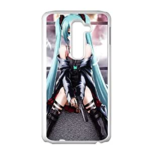 Vocaloid LG G2 Cell Phone Case White gift zhm004-9264765