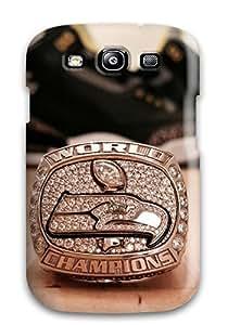 JeffreySCovey YsMzrCH2661OeyEM Case Cover Galaxy S3 Protective Case Seattleeahawks