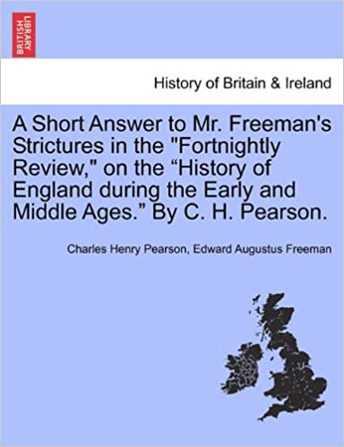 Amazon in: Buy A Short Answer to Mr  Freeman's Strictures in