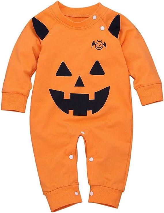 ZEZKT Trajes De Bebé Halloween, NiñO ReciéN Nacido Bebé NiñOs ...