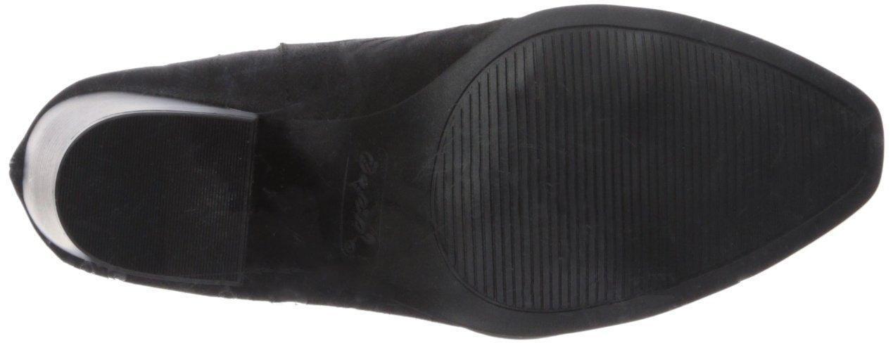 Qupid Women's Prenton-05X Ankle Boot B074NHNLJT 9 B(M) US|Black