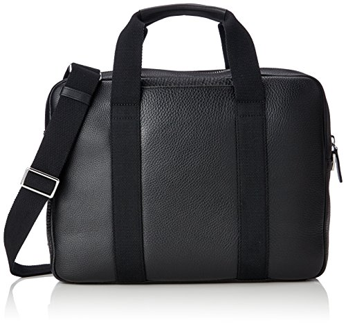 ECCO Eday L Laptop Bag, Black by ECCO