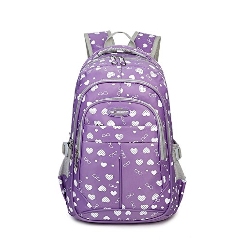 Hearts School Backpacks Elementary Bookbag product image