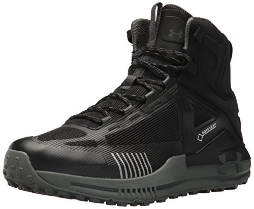 - Under Armour Men's Verge 2.0 Mid GORE-TEX, Black (002)/Black, 11