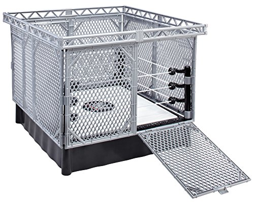 WWE Steel Cage Accessory by Mattel