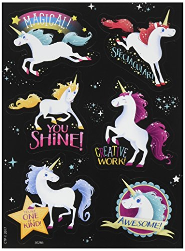 Creative Teaching Press Unicorn Rewards Stickers, CTP (8011)