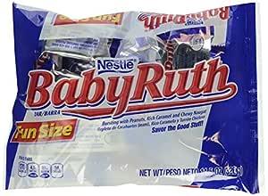 Amazon.com: Baby Ruth Fun Size Bag, 11.5 Ounce: Prime Pantry