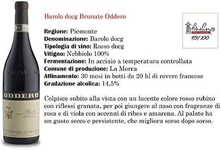 Oddero Barolo Brunate DOCG 2011-0.75cl