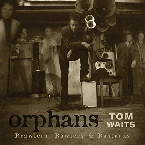 Orphans [Fold-out Digipak with 24-page booklet] by WAITS,TOM