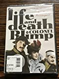 The Life and Death of Colonel Blimp (The Criterion Collection)
