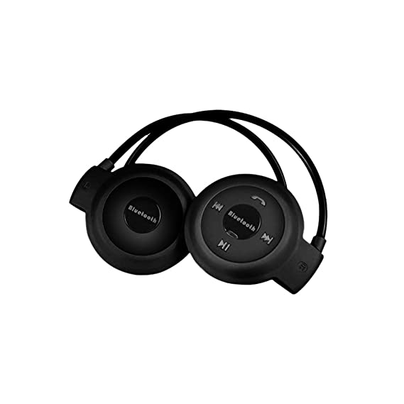 Vapeonly Mini 503 Wireless Bluetooth Sports Headset Stereo Wireless  Headphones for Running, Jogging, Cycling (Black)