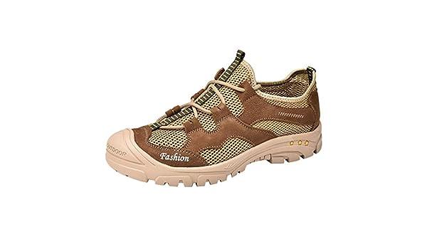 Darringls Zapatos de Deporte, Zapatillas Hombres Deporte Running ...